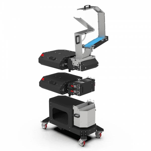 3devo GP20 Modular Plastic Shredder | 3D APAC Sydney Australia