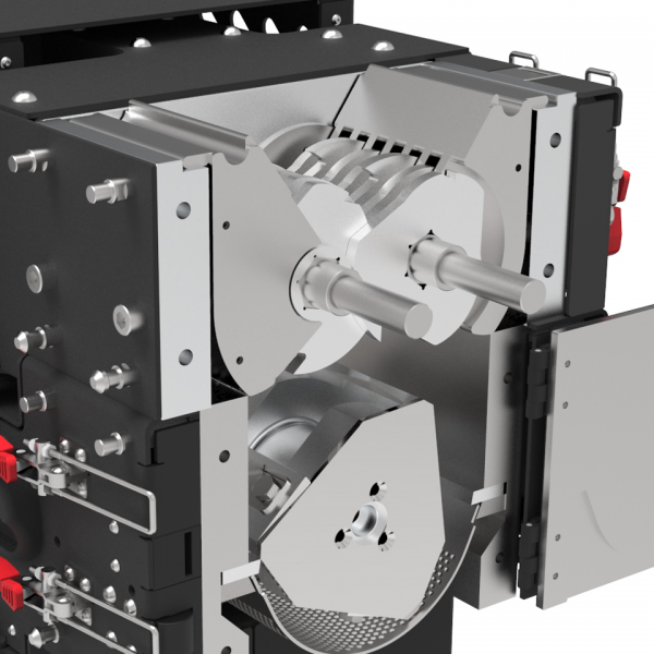 3devo GP20 Shredder and Granulator Motors | 3D APAC Sydney Australia